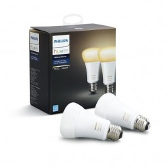 Philips Hue WhiteAmbiance LED pærer E27 8,5W 2-Pak