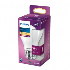 Philips LED 8,5W E27 Lyskilde 75W