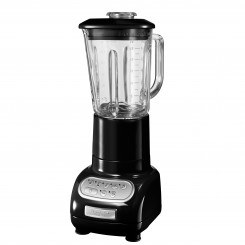 KitchenAid Artisan Blender m/Kande + Glas - Sort