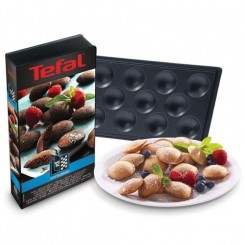 Tefal Snack Collection Box 12 Small Bites plade - XA801212