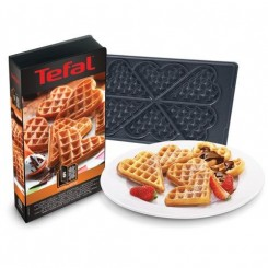 Tefal Snack Collection Box 6 Heart Waffles plade - XA800612