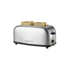 OBH Toaster Manhatten steel 4 - 2268