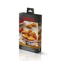 Tefal Snack Collection Box 15 Mini Madeleines plade - XA801512