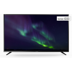 SHARP LC-49CUG8052E - LED SMART TV