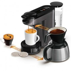 Philips Senseo 3in1 kaffemaskine HD6594/60